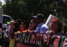 DNC Protests 2012: The March On Wall Street South