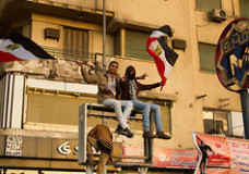 Egyptian Winter: A New Short Documentary