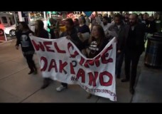 Reclaim MLK: Oakland International Airport, January 16, 2016